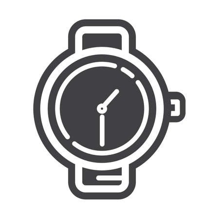 wristwatch icon Çizim