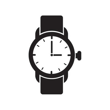wristwatch Illustration