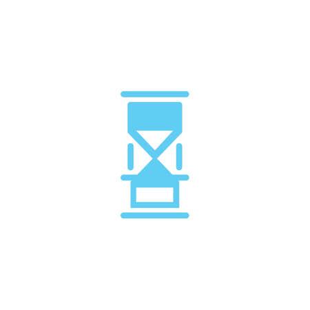 hourglass icon Stock Vector - 77174091