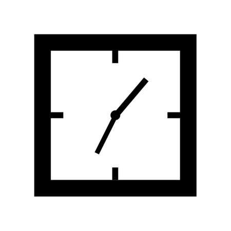 clock icon Stock Vector - 77174096