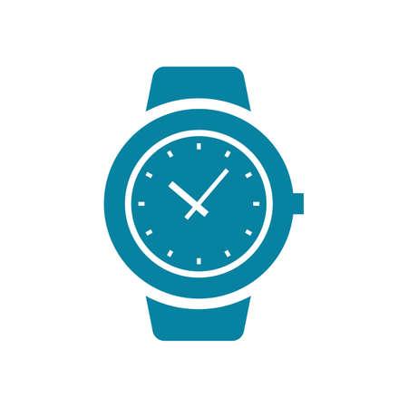 wrist watch icon Stock Vector - 77174213