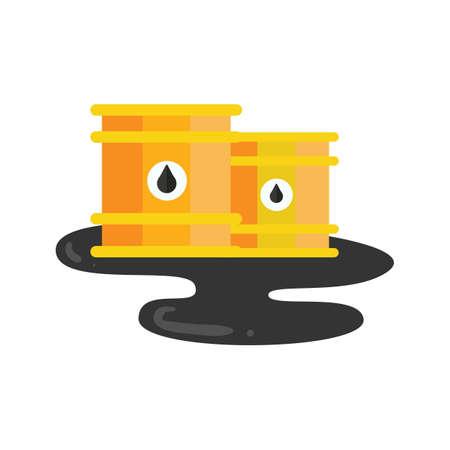 spillage: oil spill