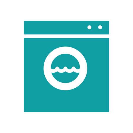 세탁기 스톡 콘텐츠 - 77175761