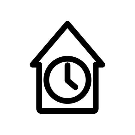 pendulum: cuckoo clock