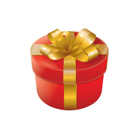 gift box Иллюстрация