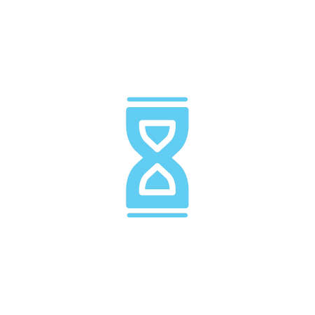 hourglass icon Stock Vector - 77175889