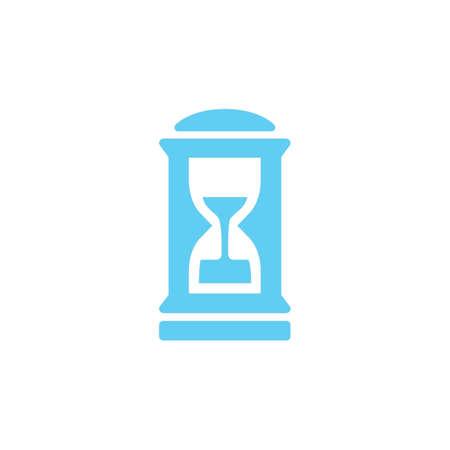 hourglass icon Stock Vector - 77175917