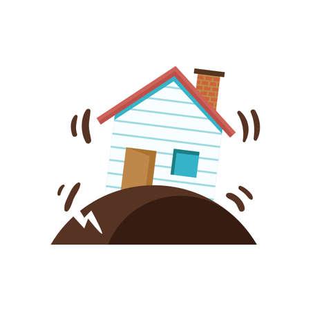 terremoto Vettoriali