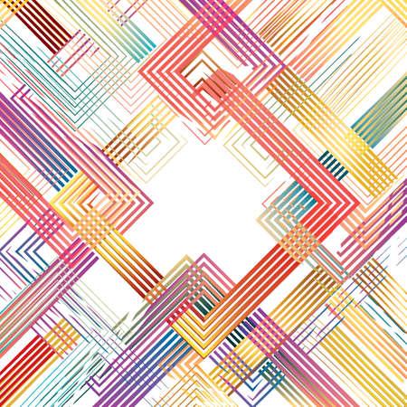 abstract creative design Ilustração