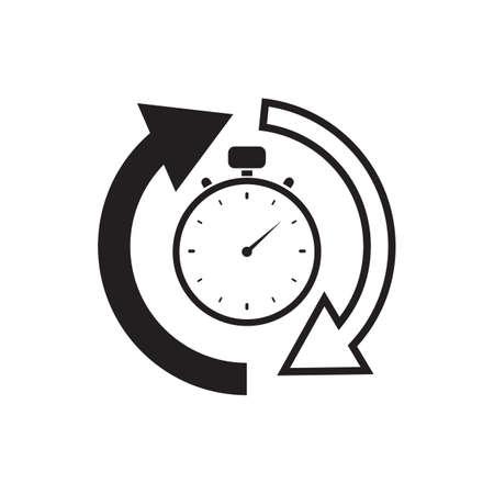 Stopwatch icon Reklamní fotografie - 77247754