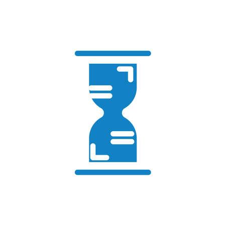 Hourglass icon Stock Vector - 77247897