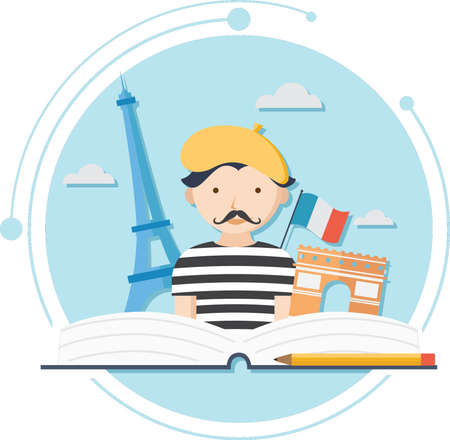 French language concept