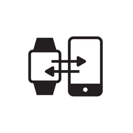 Smartwatch 및 스마트 폰 동기화