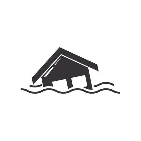 high damage: flood