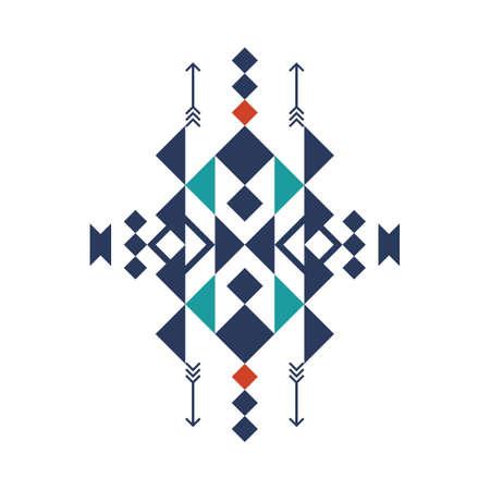 アステカの創造的なデザイン