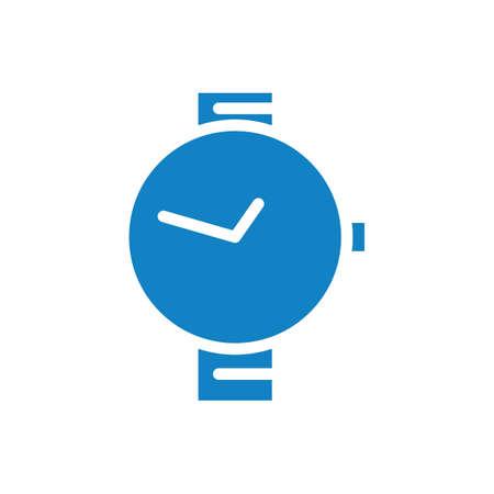 腕時計アイコン  イラスト・ベクター素材