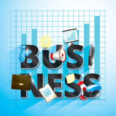 business text design