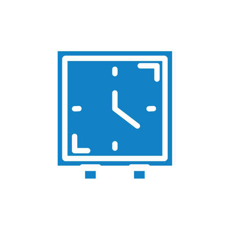 Clock icon Stock Vector - 77252367