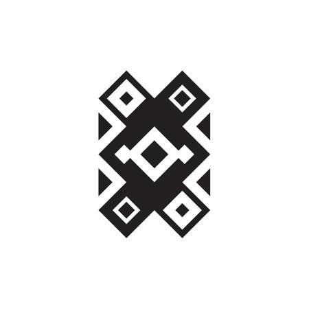 アズテック パターン設計