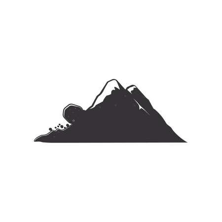 雪崩 写真素材 - 77253605