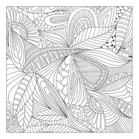 Leaves design Illustration