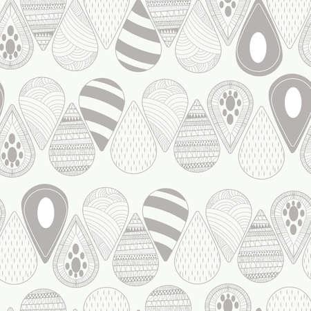 Seamless abstract design Иллюстрация