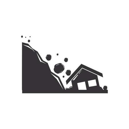 Landslide Ilustração