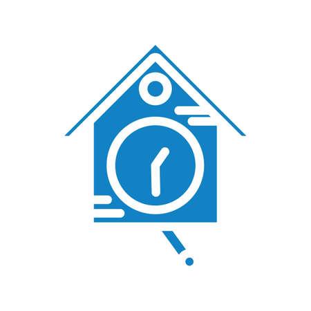 reloj cucu: Icono Reloj