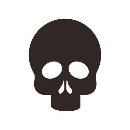 두개골 일러스트