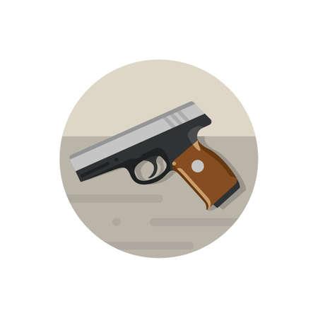 Arme à Banque d'images - 77254899