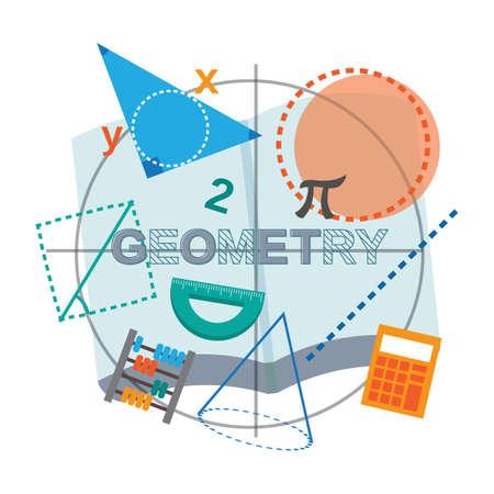 Geometrie concept ontwerp