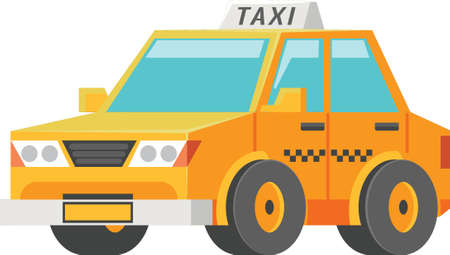 mode of transport: taxi