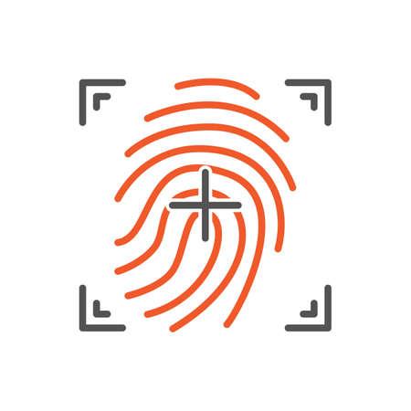 thumb print identification