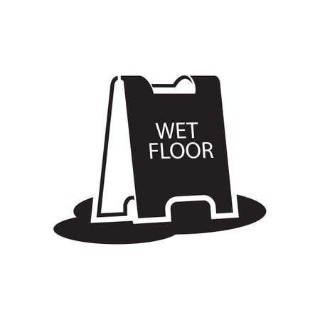 フロア スタンドを濡れています。