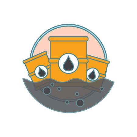 海の有毒廃棄物