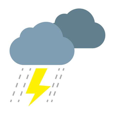 happenings: Thunderstorm.