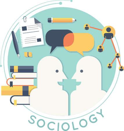 Sociology design.
