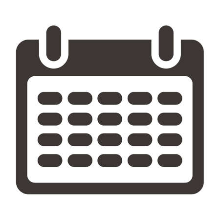 Calendar. Illustration