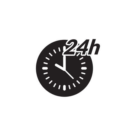 24 hour icon.