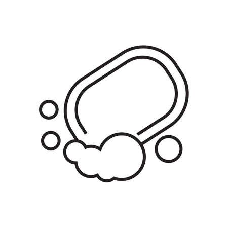 石鹸。  イラスト・ベクター素材
