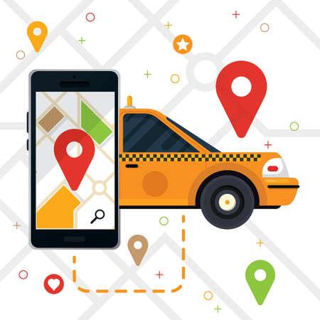 mobile transportation service concept