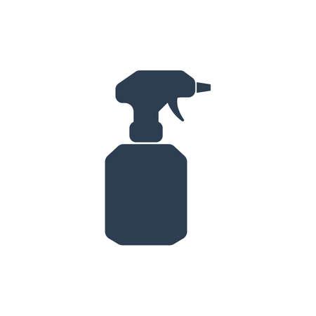 spray bottle Illusztráció