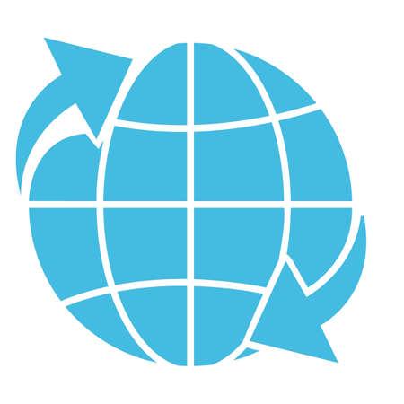 global concept Illustration
