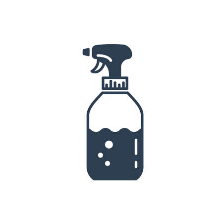 クリーニングのスプレー ボトル