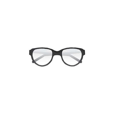 een paar brillen Stock Illustratie
