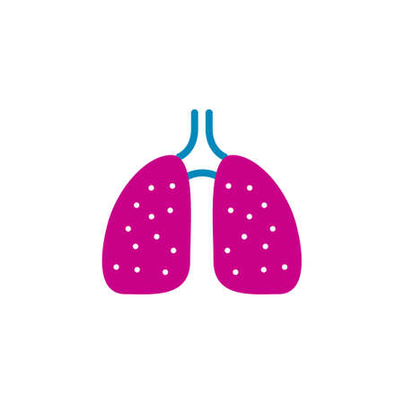 unhealthy lungs