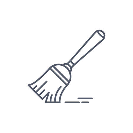 broom Иллюстрация