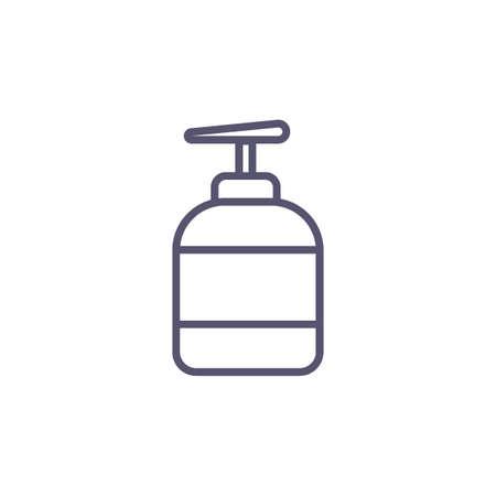 Dispensador de jabón Foto de archivo - 79151903