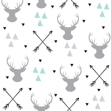 scandinavian background design
