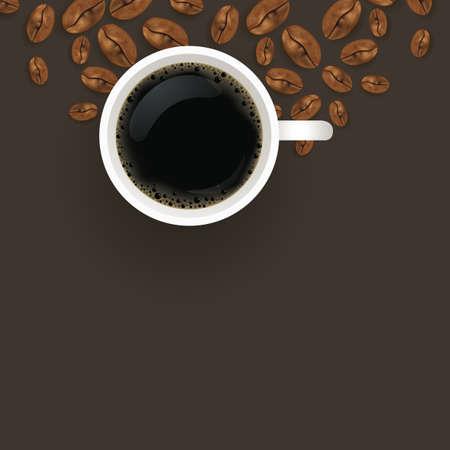 coffee background design